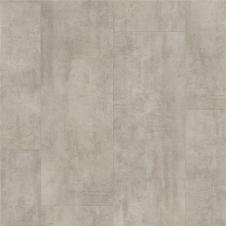 Виниловая плитка  Quick-Step AMCL40047AMBIENT CLICK Травертин светло-серый