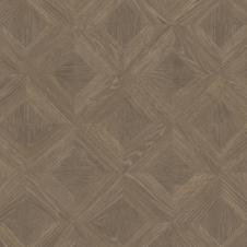 Ламинат влагостойкий Quick-Step IPE4504 IMPRESSIVE PATTERNS Дуб палаццо коричневый, плитка