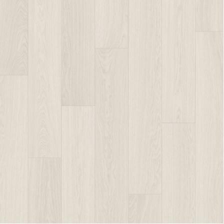 Ламинат влагостойкий Quick-Step IMPRESSIVE Дуб серый лакированный  IM4665, однополосный