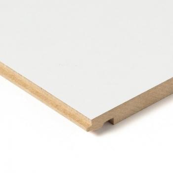 Стеновые панели CLICWALL 050-MAT Белый матовый под покраску