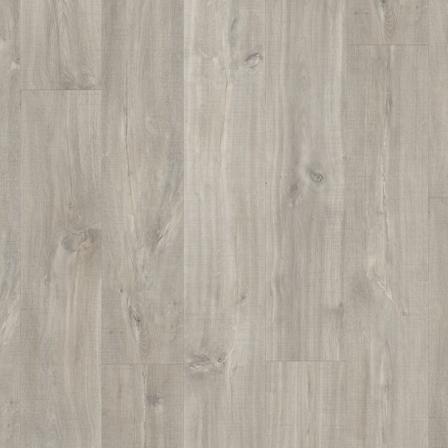 Виниловая плитка Quick-Step BALANCE RIGID CLICK Дуб каньон серый пилёный RBACL40030, кварцвиниловая плитка