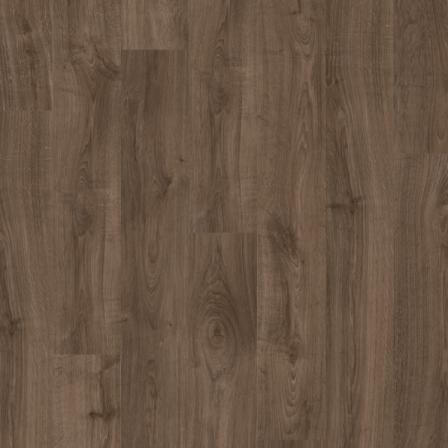 Ламинат влагостойкий Quick-Step U3460 ELIGNA ДУБ ТЕМНО-КОРИЧНЕВЫЙ ПРОМАСЛЕННЫЙ, 32 класс