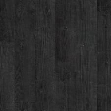 Ламинат влагостойкий Quick-Step IMPRESSIVE ULTRA ДУБ ЧЕРНАЯ НОЧЬ IMU1862, однополосный