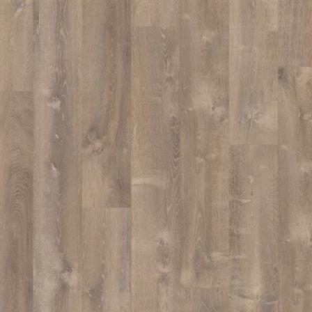 Виниловая плитка Quick-Step PUCL40086 PULSE CLICK ДУБ ПЕСЧАНЫЙ ТЕПЛЫЙ КОРИЧНЕВЫЙ, кварцвиниловая плитка