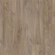 Виниловая плитка  Quick-Step Balance Glue Plus BAGP40059 Дуб каньон темно-коричневый пиленый, кварцвиниловая плитка