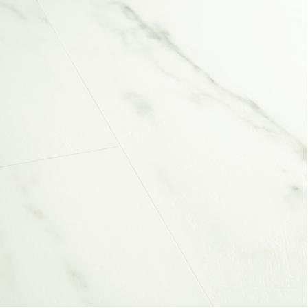 Кварцвиниловая плитка Quick-Step RAMCL40136 AMBIENT RIGID CLICK Мрамор каррарский белый
