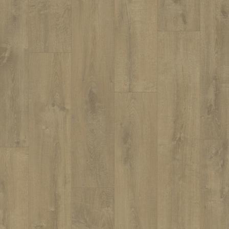 Виниловая плитка  Quick-Step BALANCE CLICK Дуб бархатный песочный BACL40159, 1-о полосный