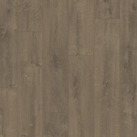 Виниловая плитка  Quick-Step BACL40160 BALANCE CLICK Дуб бархатный коричневый