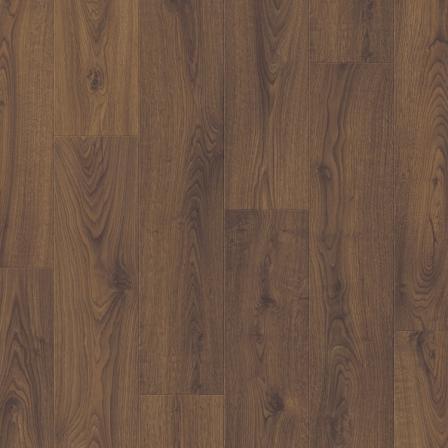 Ламинат влагостойкий Quick-Step CLM4091 CLASSIC Дуб горный коричневый, 1-о полосный