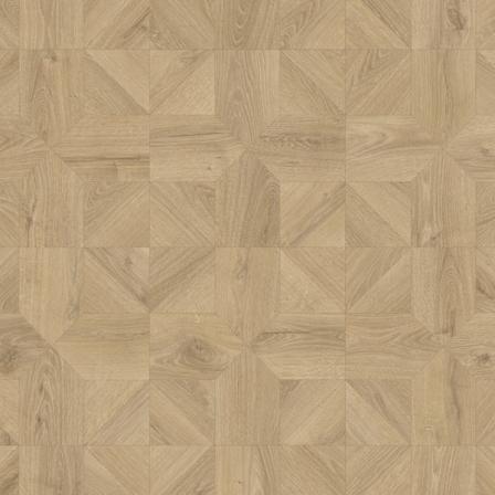 Ламинат влагостойкий Quick-Step IPA4142 IMPRESSIVE PATTERNS Дуб песочный брашированный, плитка