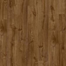 Виниловая плитка Quick-Step PUCL40090 PULSE CLICK ДУБ ОСЕННИЙ КОРИЧНЕВЫЙ, кварцвиниловая плитка