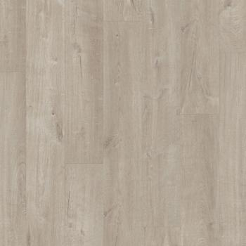 Виниловая плитка Quick-Step PUGP40105 PULSE CLICK ДУБ ХЛОПКОВЫЙ СВЕТЛО-СЕРЫЙ, кварцвиниловая плитка