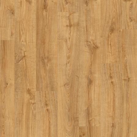 Виниловая плитка Quick-Step PUCL40088 PULSE CLICK ДУБ ОСЕННИЙ МЕДОВЫЙ, кварцвиниловая плитка