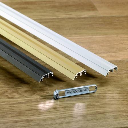 Профиль INCIZO металлический бронзовый 2700x11x47 мм QSINCPRBRONME270