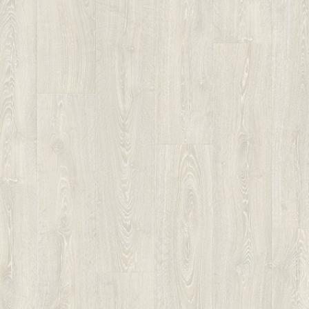 Ламинат влагостойкий Quick-Step IMPRESSIVE ULTRA ДУБ ФАНТАЗИЙНЫЙ БЕЛЫЙ IMU3559,однополосный