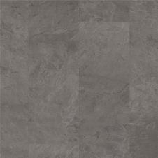 Виниловая плитка  Quick-Step AMCL40034 AMBIENT CLICK Сланец серый