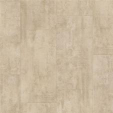 Виниловая плитка  Quick-Step AMGP40046 Ambient Glue Plus Травертин крем